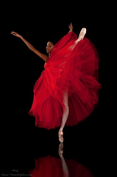 primaballerina83:  Red hot