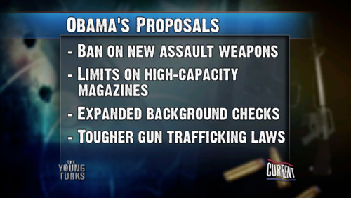 ‎Barack Obama's Gun Control Proposals