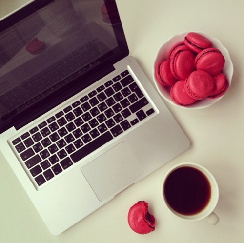 lustire:  macarons are my life