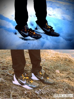 fuckyeahnikes:  Do cheetahs run in the snow?  http://lilmikefoo.tumblr.com/