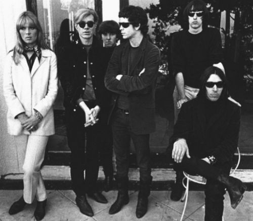 corruptbones:  Andy Warhol and the Velvet Underground