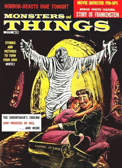 Monsters and Things #2 (1959)