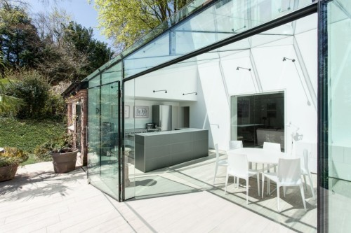 designed-for-life:  The Glass House by AR Design Studio