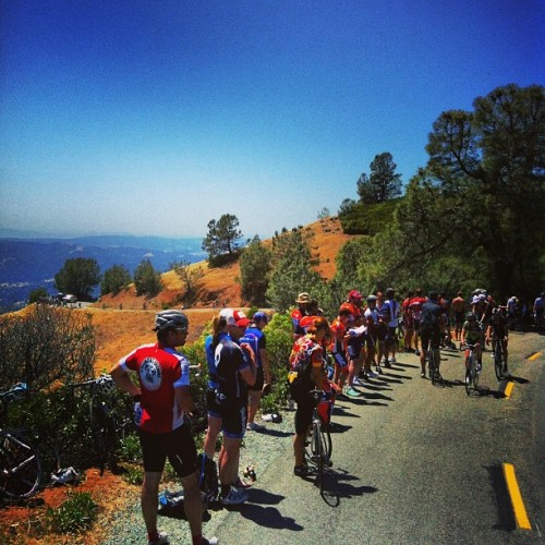 #diablo switchbacks for #ATOC