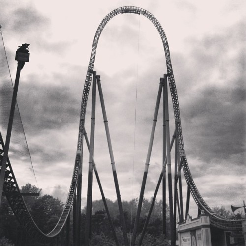 Scariest ride. Ever.