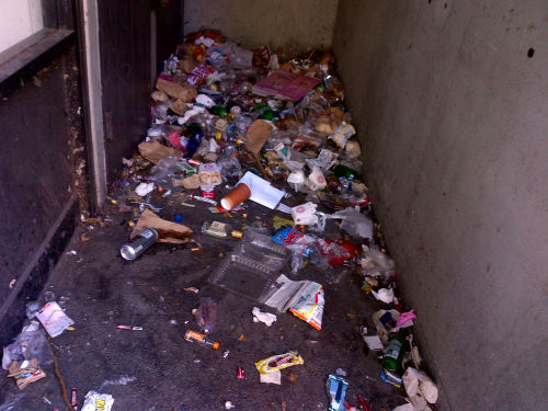 Garbage Alley (Market & Turk)