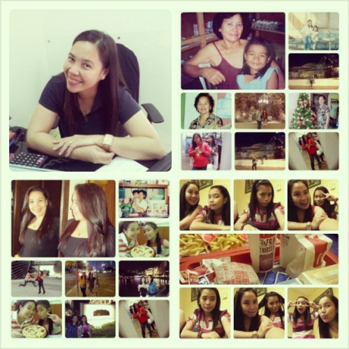 Happy Mother's Day Mommy & Mama Caling! I love you both mwahhhh :* #Simplebutmeaningful #Blessed #Amillionthanks #HappyMomsDay  (at Karama)