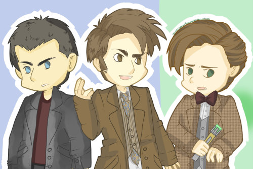AU 50th Anniversary with Nine, Ten, and Eleven