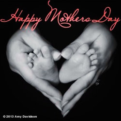 Happy Mother's Day to all you wonderful moms out there!! And mommies to be! ❤❤❤View more Amy Davidson on WhoSay