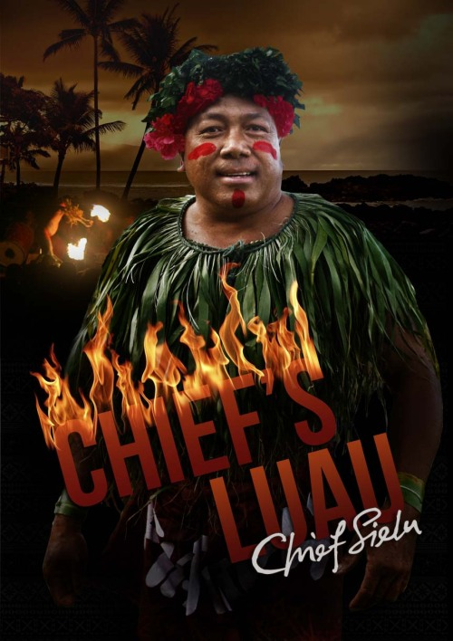 Chief Sielu Poster I did