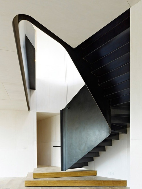 manchannel:  Hill House by Hampson Williams Architects