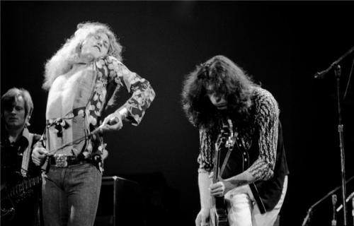 allrockallday:  Led Zeppelin