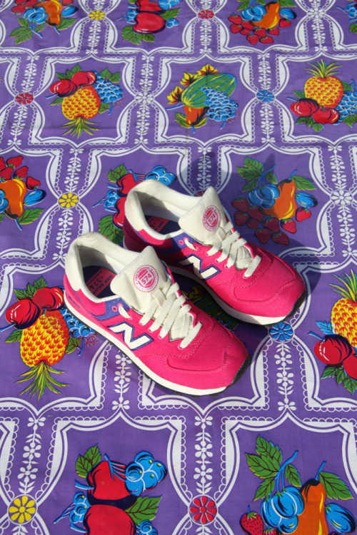 oystermag:  Watch: New Balance x Alicia Twohill (Babes on Grill)
