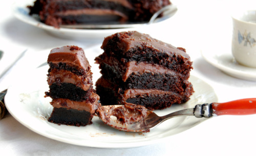 gastrogirl:  eclipse chocolate cake.