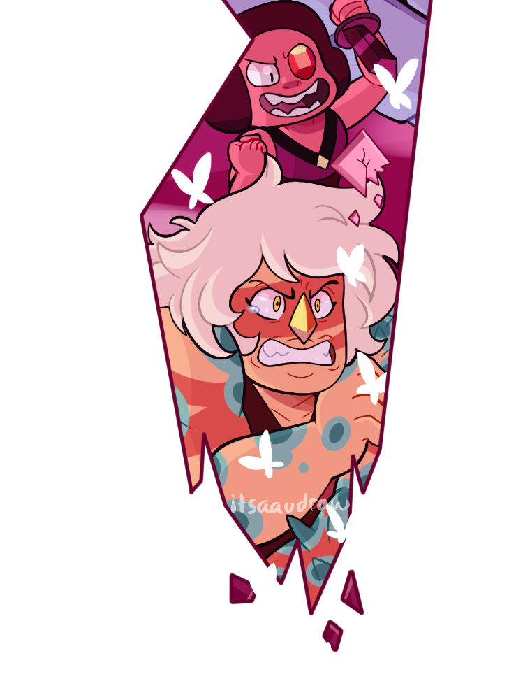 """""""""""Rose Quartz… would never do that. And sure, she had to fight, but… but she would never shatter someone!"""" """" I love the """"Pink Diamond Arc"""" so much. I think it's some of the best bits of the entire..."""