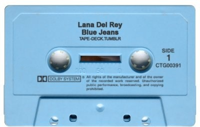 tape-deck:  Lana Del Rey - Blue Jeans