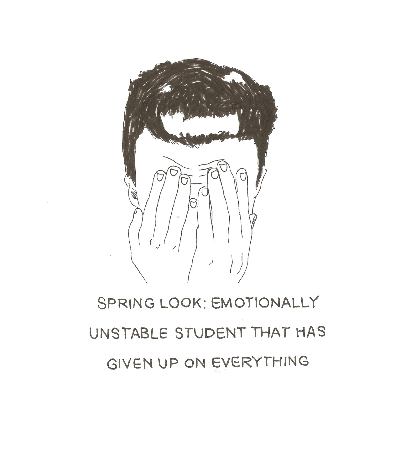 pilferingapples:  My poor still-in-school friends.YOU CAN SURVIIIIVE.