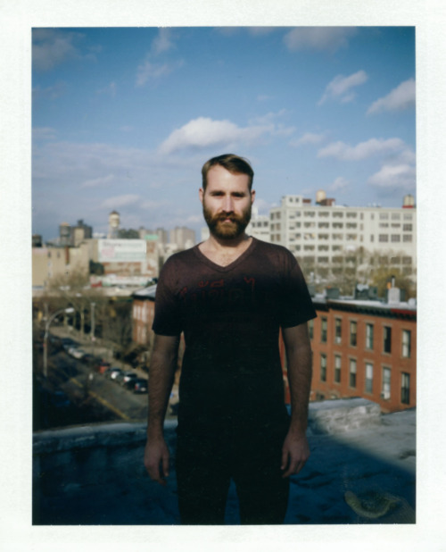 Dan, Brooklyn, 2012.