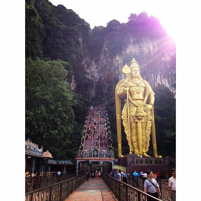 Thaipusam at Batu Caves 2015