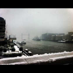 London int'snow