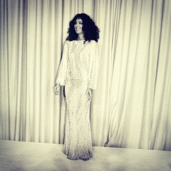 vanityfair:  The lovely Cher backstage at the annual Academy Award ceremony circa 1983. #VFOscars