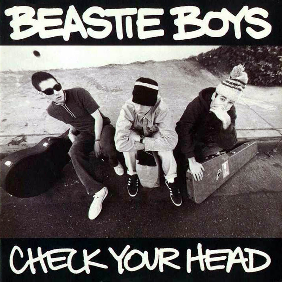 upnorthtrips:  BACK IN THE DAY |4/21/92| The Beastie Boys release their third album Check Your Head through Capitol Records