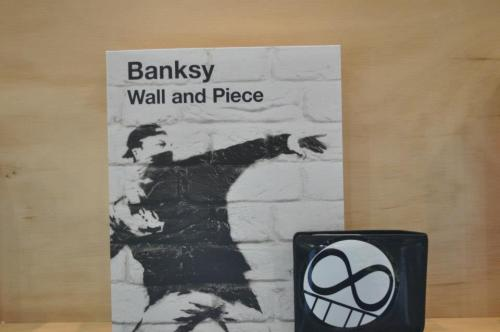 Spotted, at Urban. Banksy Wall & Piece. www.infinityovereverything.com