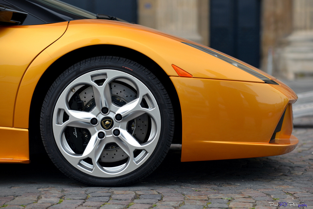 Lamborghini Murcielago Roadster (by Paul SKG)