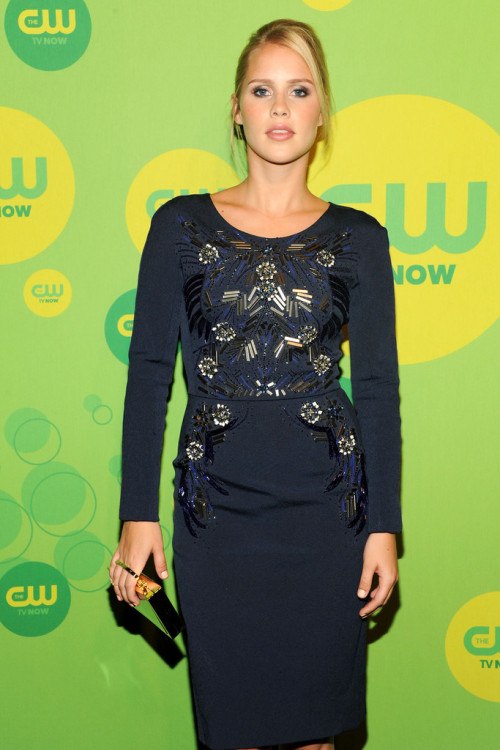 Claire Holt - CW Network 2013 Upfront in NYC 5/16/13