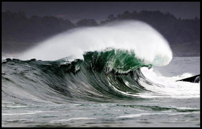 Wave - Foto Maxi del Campo - Explore. by Maxi del Campo on Flickr.