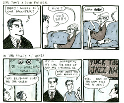 unwinona:  The Great Gatsby by Kate Beaton (x)