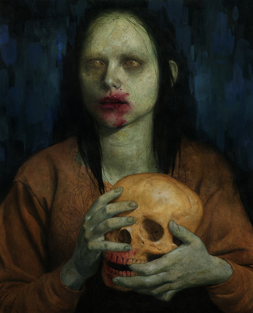 fuckedwithoutyou:  The Pale Thing - William Basso