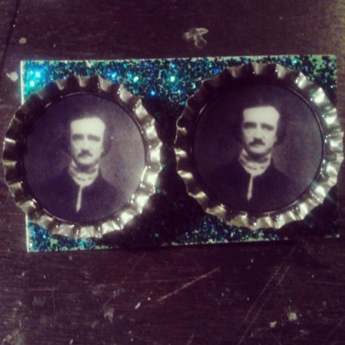 Edgar earrings