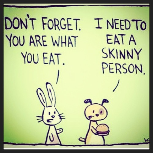 randrewr:  Love this. #skinny #fat #fitness #getreadyforsummer stolen from @msang3la_marie #love