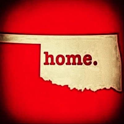 No matter where I live, I'll always be from the Sooner State. Praying for Oklahoma.