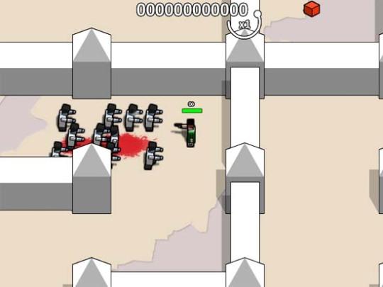 Boxhead Zombie  Player Room