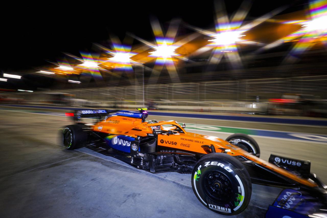 #F1#2020#McLaren#McLaren Renault#Lando Norris#Bahrain GP #2020 Bahrain Grand Prix