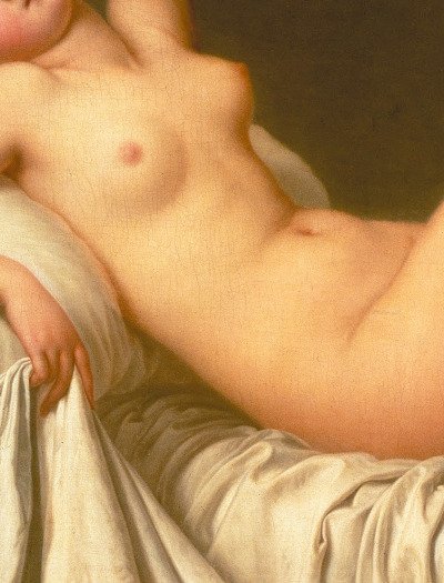 c0ssette:  (Detail) Danaë and the Shower of Gold,1787,Adolf Ulrik Wertmüller.