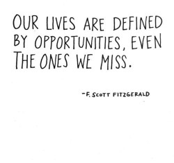 sometimessilencespeaks:  I love f Scott Fitzgerald