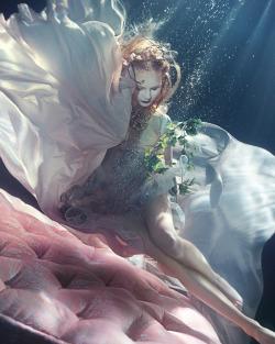 vmagazine:  'Dream Weavers' - Model:Franziska Klein - Photographer:Zena Holloway - Fashion Editor:Damian Foxe - How to Spend It May 2014 - (4 of 6)