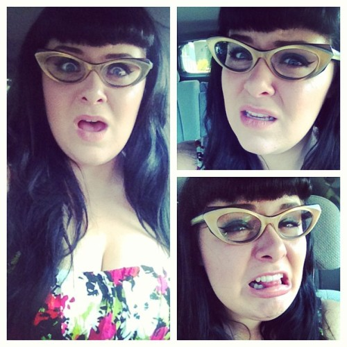 These are the faces that I will make if you text me using poor grammar. #grammarnazi