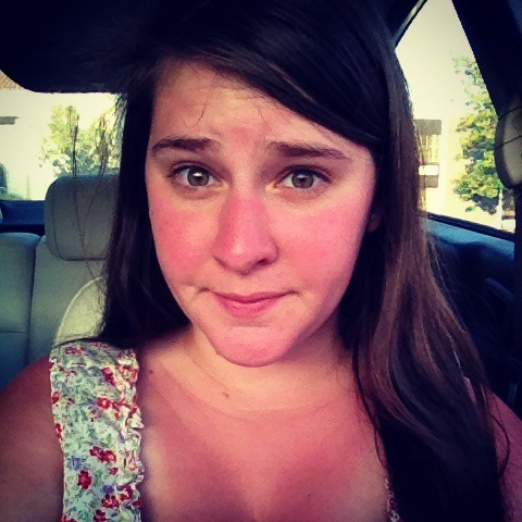 Someone take pity on my poor sunburnt face and talk to me?