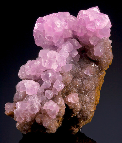 Manganoan Calcite from Mexico by Exceptional Minerals