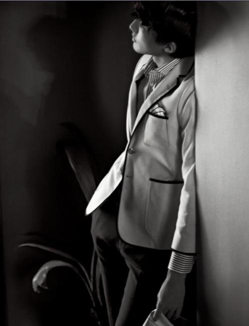 Kim Hansufor Esquire Korea May 2012&#160by Kim Cham