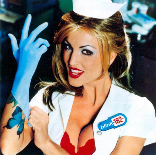 xthehillshaveyesx:  The 15 albums that changed my life: No. 3:  Blink 182-Enema Of The State  L
