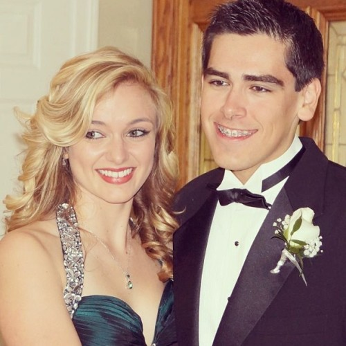 I love this pic. Hope you had a great Prom, bro :) #prom #juniorprom #dance #date