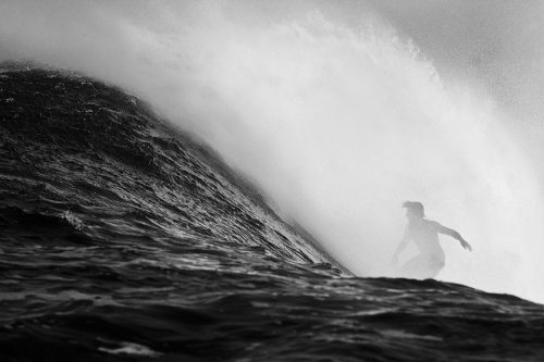 Bruce Irons, blown out of a Mexican cave.  Photo: Justin Smith/A Frame