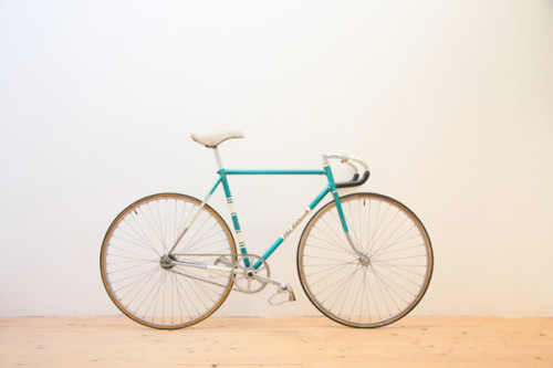 Pat Hanlon 1970s Track Bike - For Sale at www.pedalpedlar.co.uk