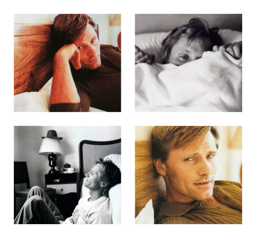 l-o-t-r:  Viggo Mortensen Photo Shoot