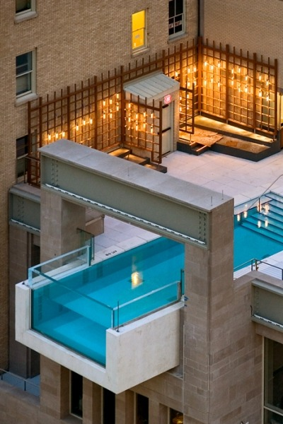nonconcept:  The Hotel Joule, Dallas, TX, USA.